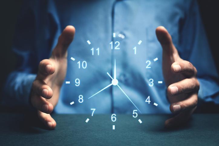 Registro de horas de trabajo