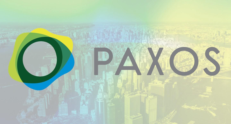 Blog Paxos Ecosystem Logo