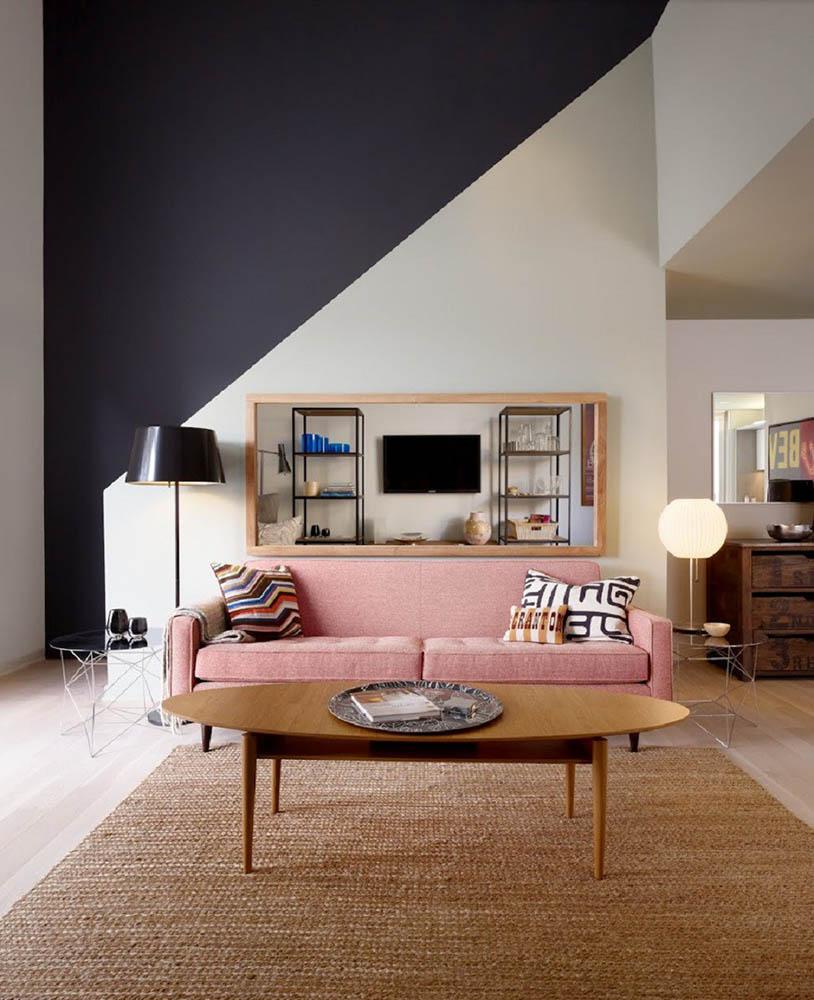 7 ghế sofa màu sáng cho ngôi nhà tối giản