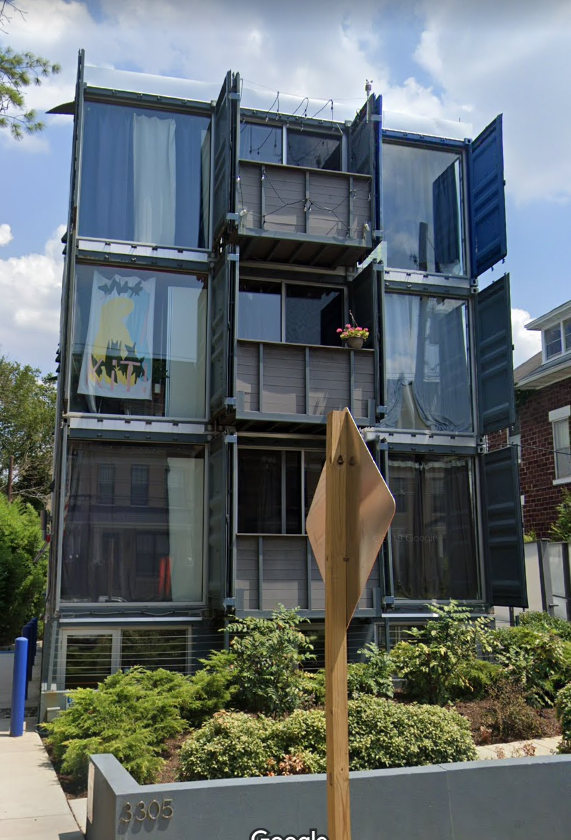 The Sea Container Housing DC