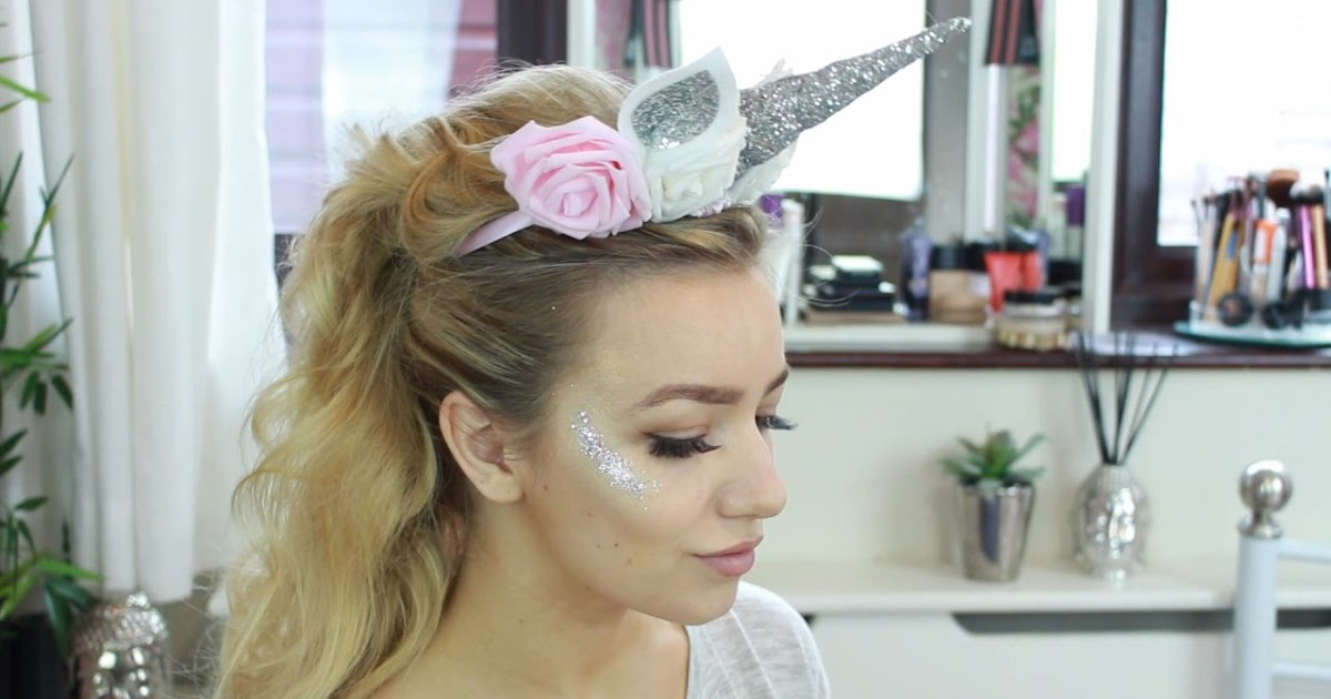 How To Get A Unicorn Look Using Clip In Hair Extensions