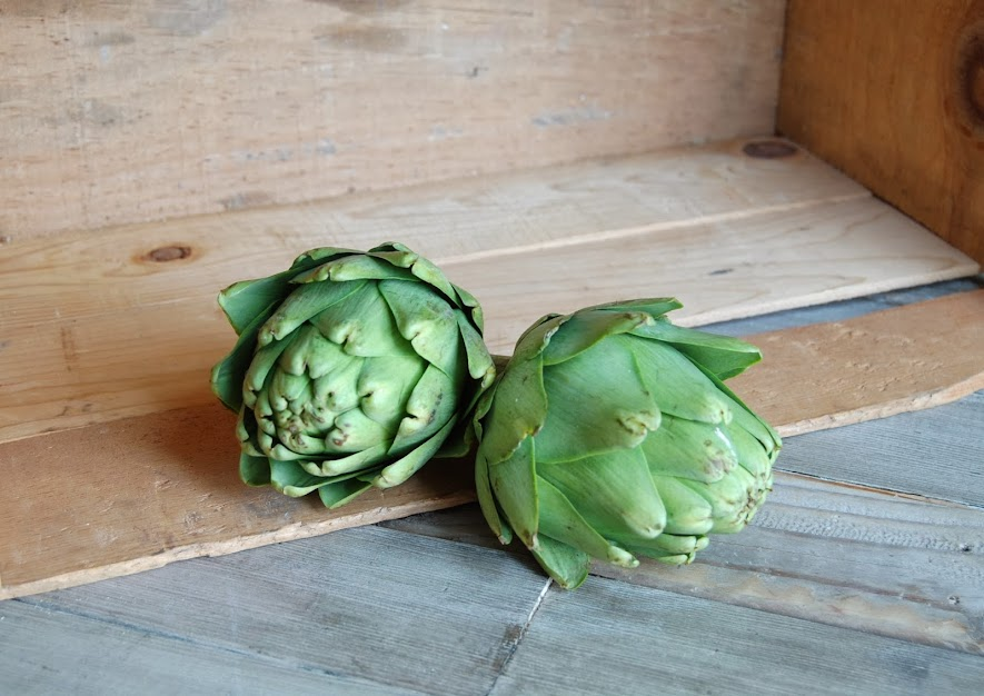 Photo of the share - Artichokes