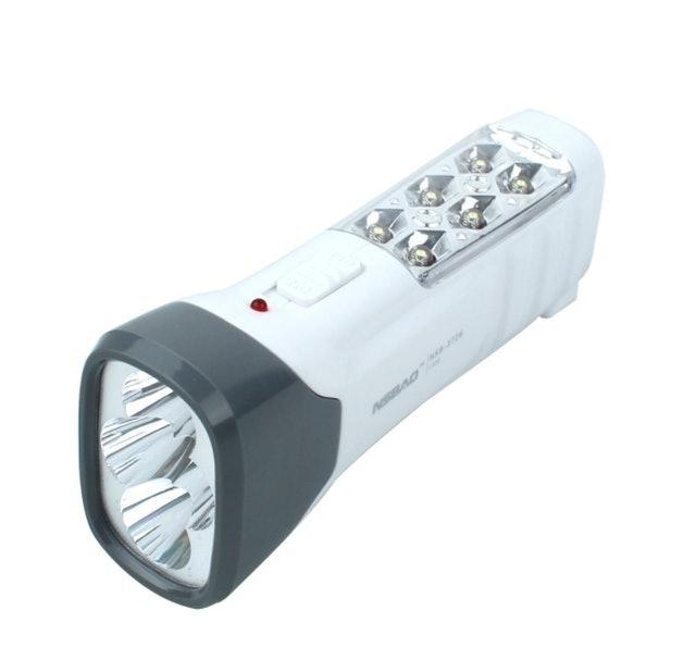 3. ไฟฉายแบบชาร์จไฟ Telecorsa LED รุ่น nsb-3726-05D-P3