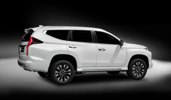 Đánh giá xe Mitsubishi Pajero Sport 2020-1
