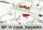 THE GATES TO COLLSEROLA, BARCELONA International restricted competition, Selected Participant