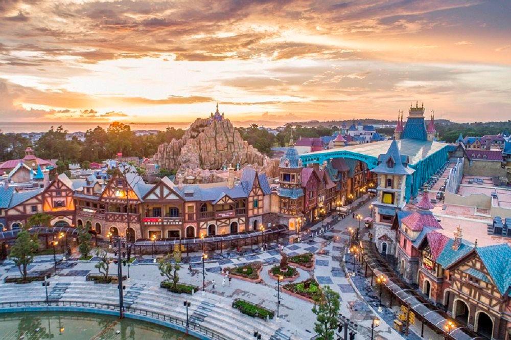 Khai trương Công viên Chủ đề lớn nhất Việt Nam – VinWonders Phú Quốc