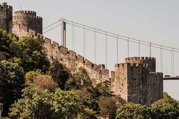 دیدنی های زیبای استانبول