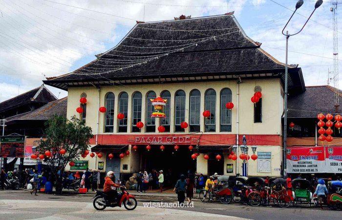 Pasar Gede Hardjonagoro Solo - WISATASOLO.ID: SEWA MOBIL DAN MOTOR DI SOLO