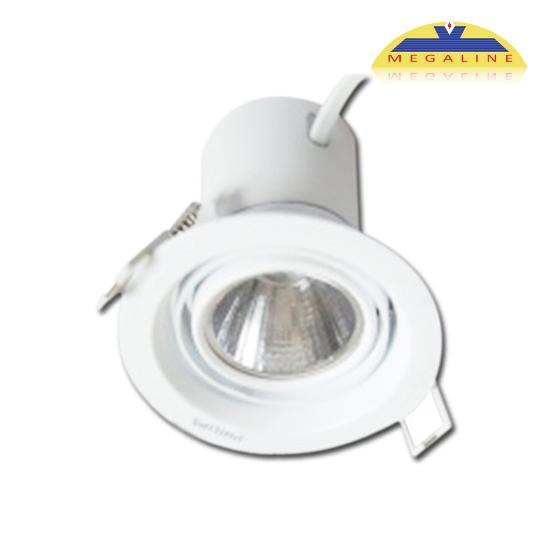Ưu điểm của đèn led âm trần Philips 3W 59774 Pomeron