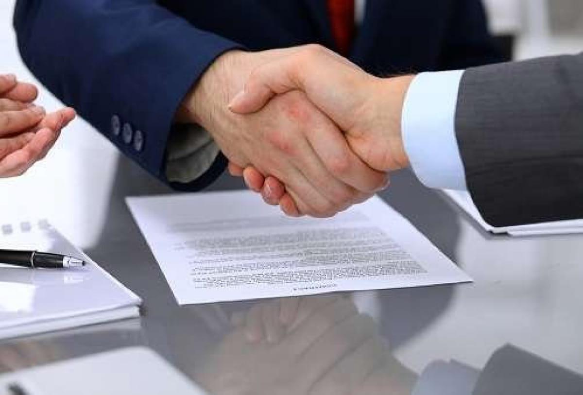 Укладання контракту