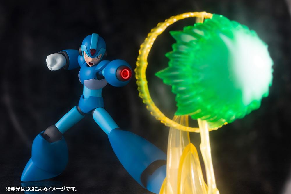 Kotobukiya / 1/12 / 洛克人X 組裝模型