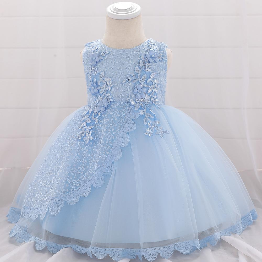 Halloween: Flower Fairy Sleeveless Tutu Dress