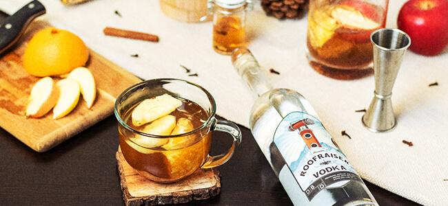 Dented Brick Distillery's Fall Cocktail Recipe