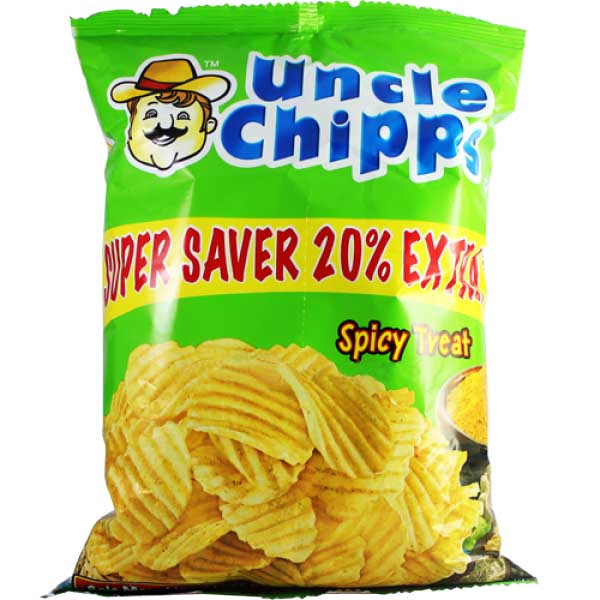 Uncle Chipps - Best chowing food