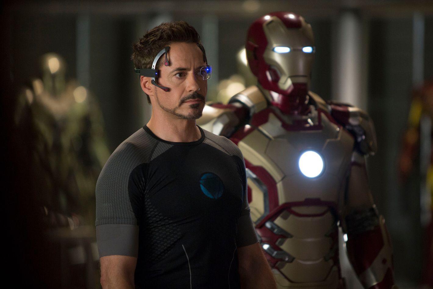 3. Iron Man 02