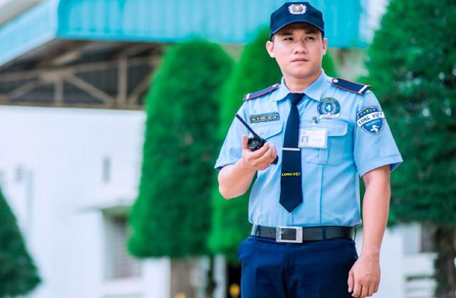 Đặc trưng của đồng phục bảo vệ