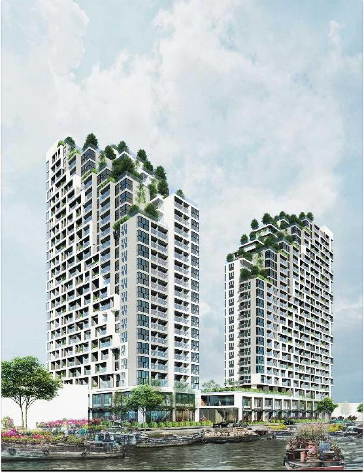D Aqua là dự án bất động sản đầy tiềm năng