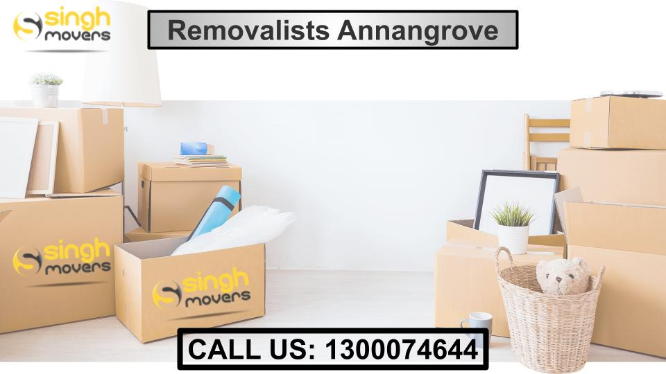 Removalists Annangrove