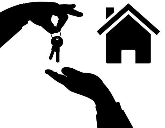 Agente De Bienes Raíces, Inmobiliaria, Casa, Icono
