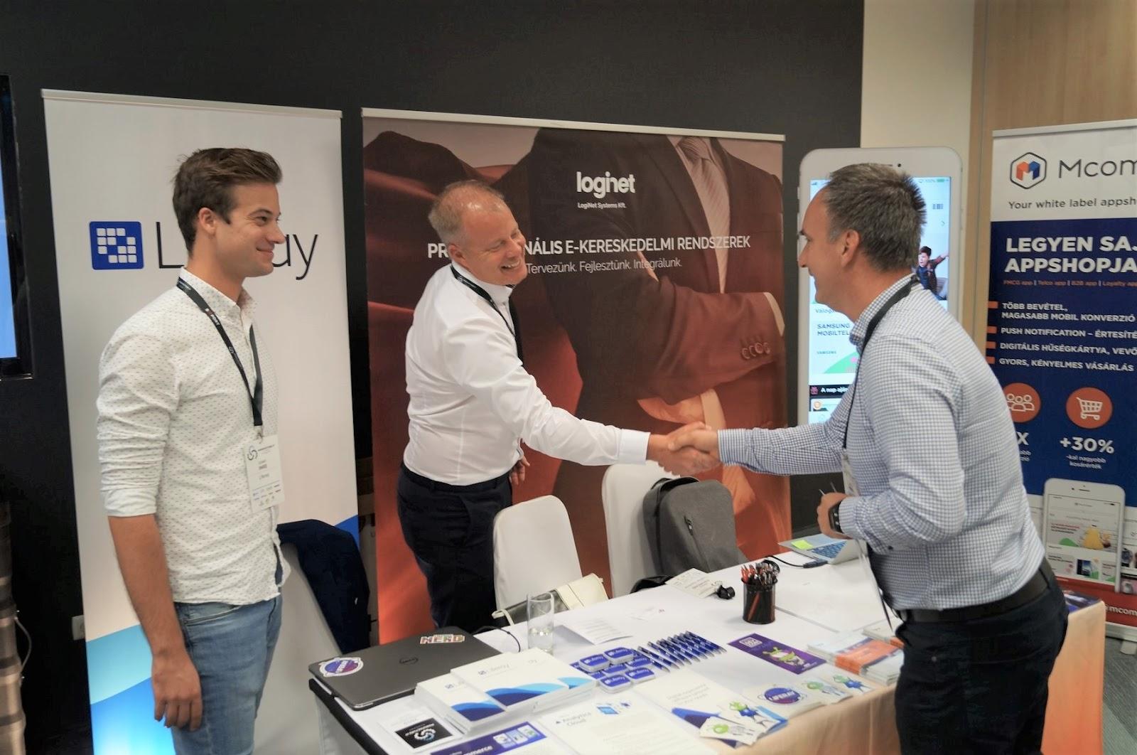 A LogiNet a Liferay partnere, amely a világ egyik vezető nyílt forráskódú portál- és keretrendszere