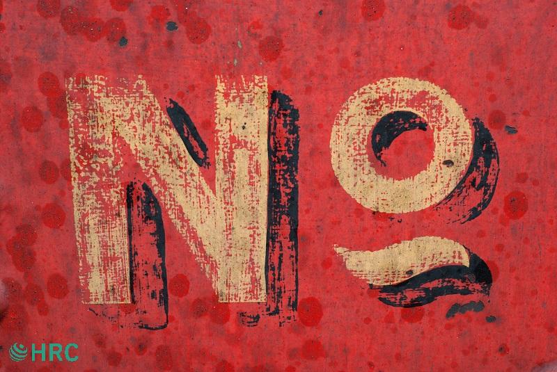 """Một chữ """"Không"""" với người không có kế hoạch"""