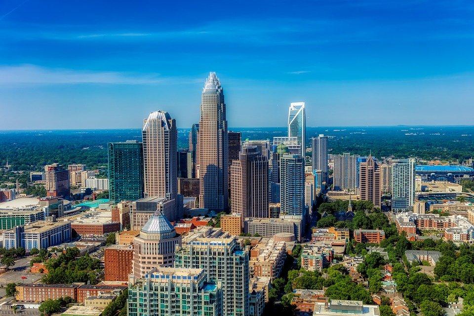 Charlotte, North Carolina, City, Skyline, Photo, Explore