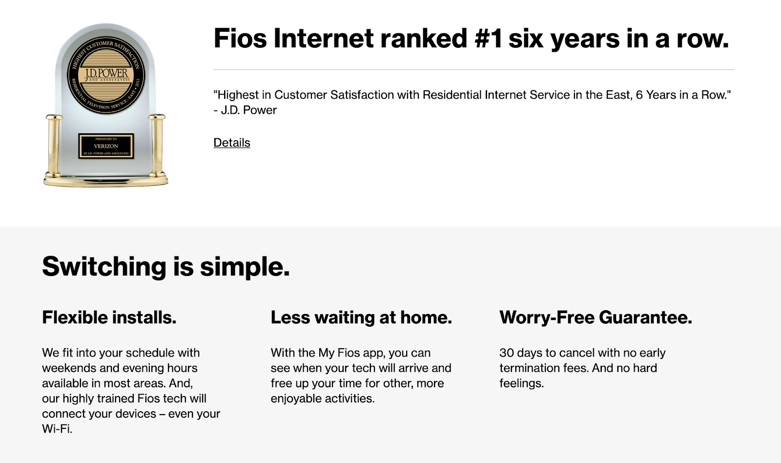 Best Internet Providers of 2019