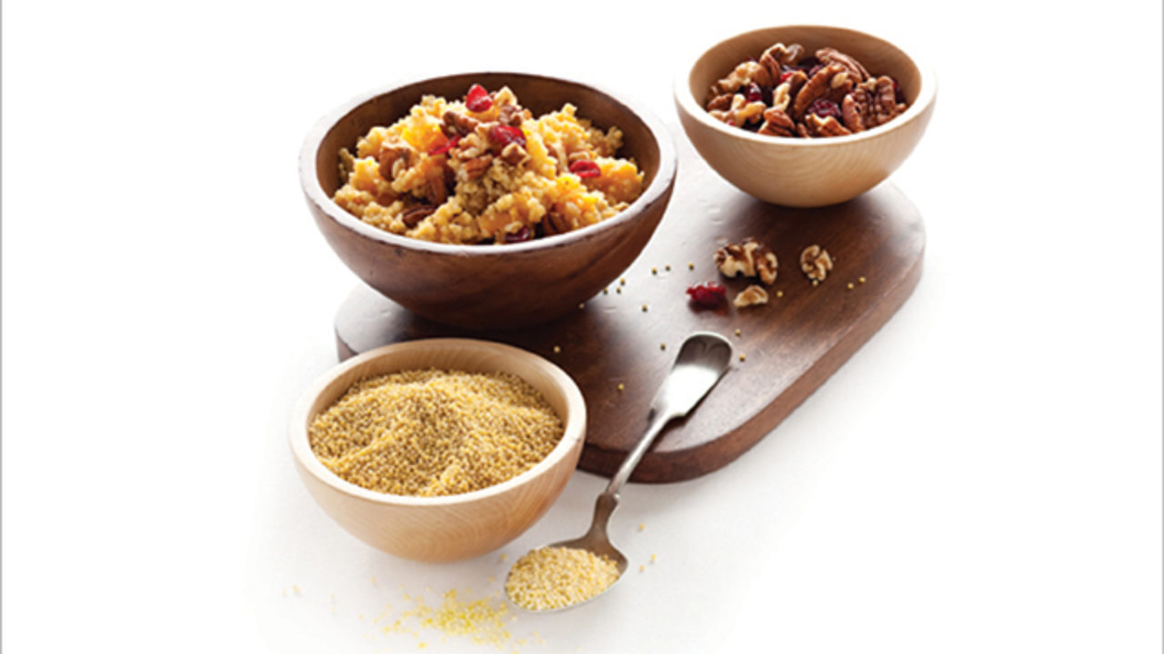 Eat millets to reduce the risk of diseases