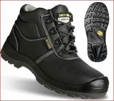 Phân biệt giày bảo hộ lao động chất lượng tốt