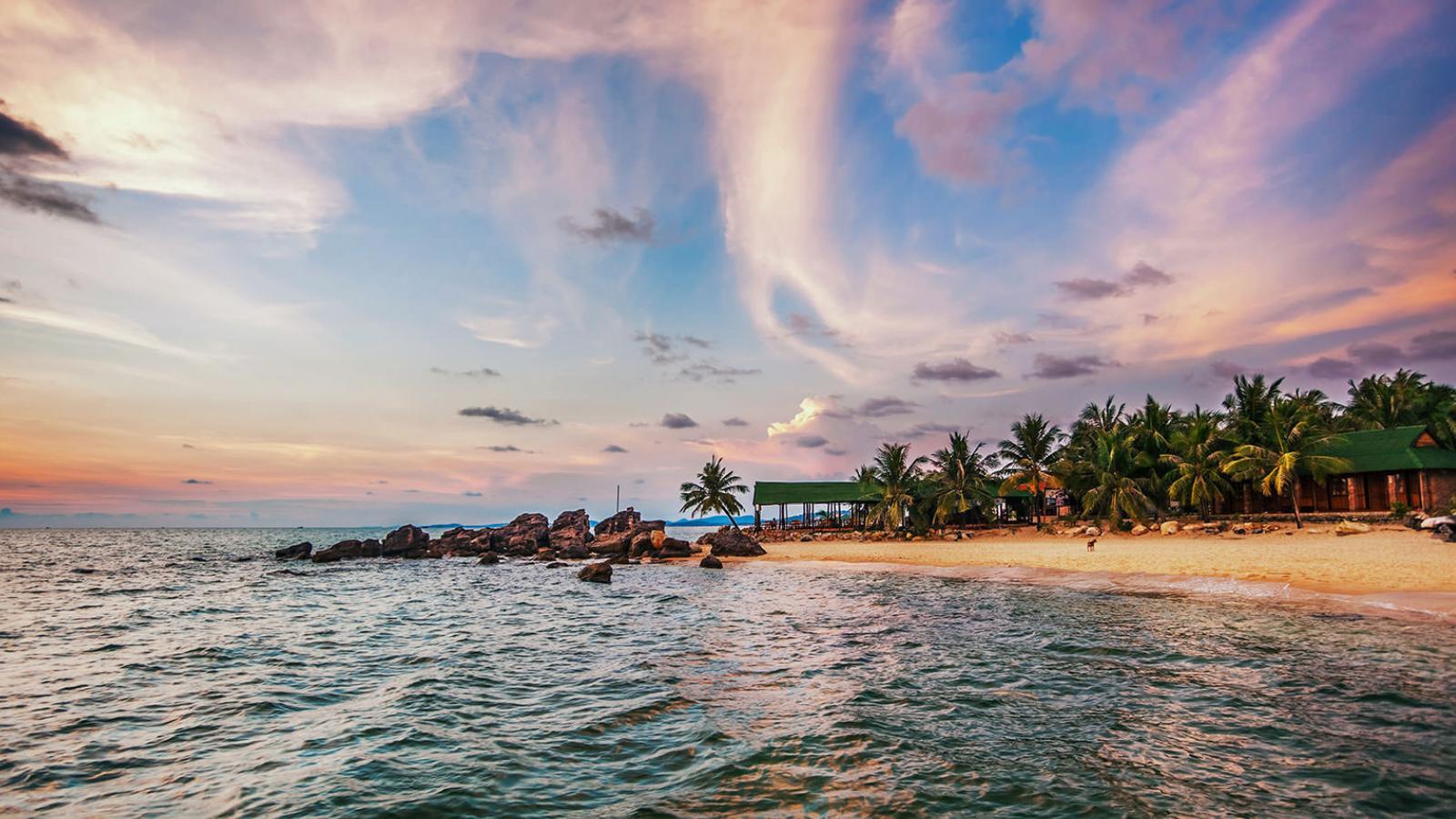 Đảo Phú Quốc hòn ngọc biển đông