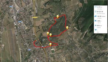 Sant'Eraclio: La direttissima