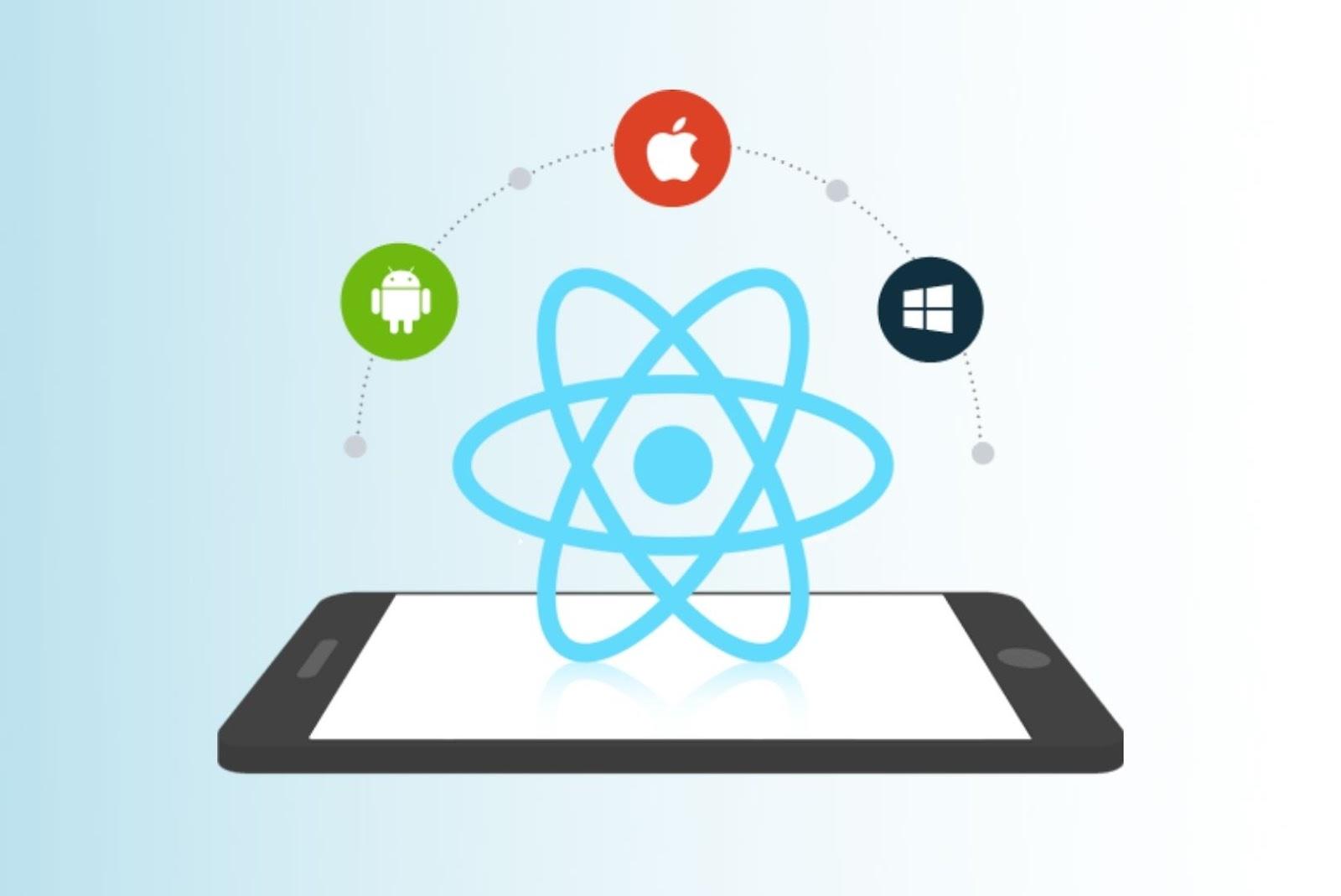 Reactjs hybrid app development