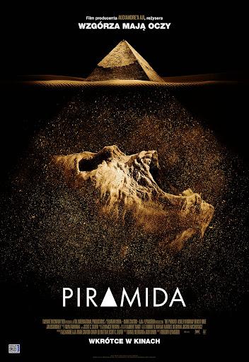 Polski plakat filmu 'Piramida'