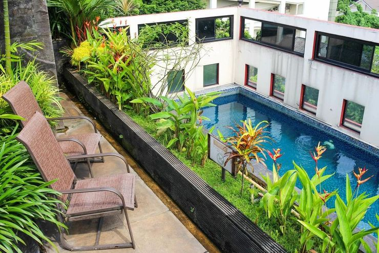 Kyo Serviced Apartments view