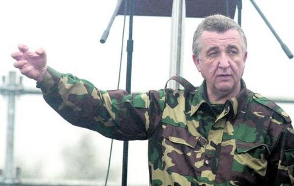 Георгій Кірпа помер 27 грудня 2004 року від вогнепального поранення