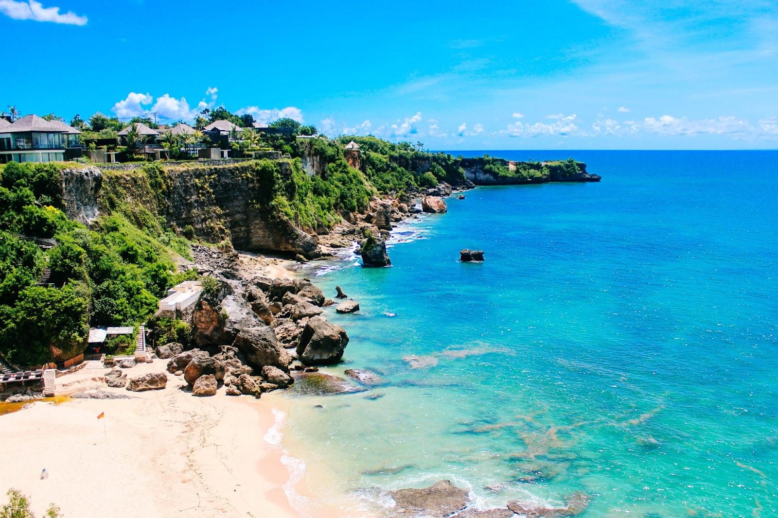 các bãi biển đẹp ở Bali 1