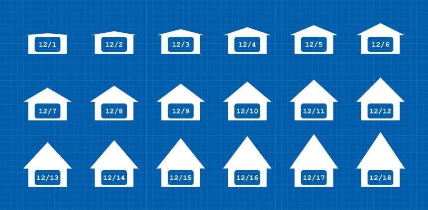 Tính toán độ dốc mái có ý nghĩa quan trọng trong lắp đặt khung kèo