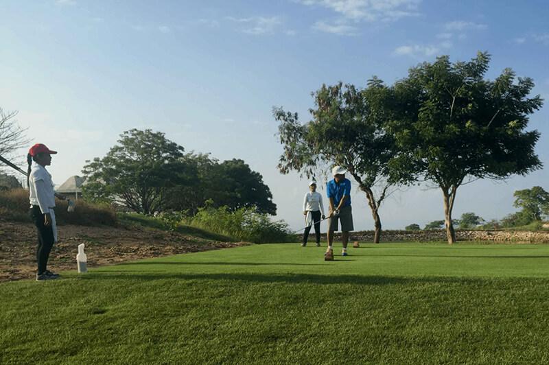 Raffles Golf Club