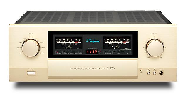 Accuphase E470, Âm thanh đỉnh cao, chính hãng, giá tốt