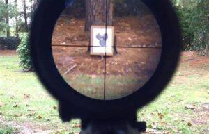 Reticle And Focal Plane