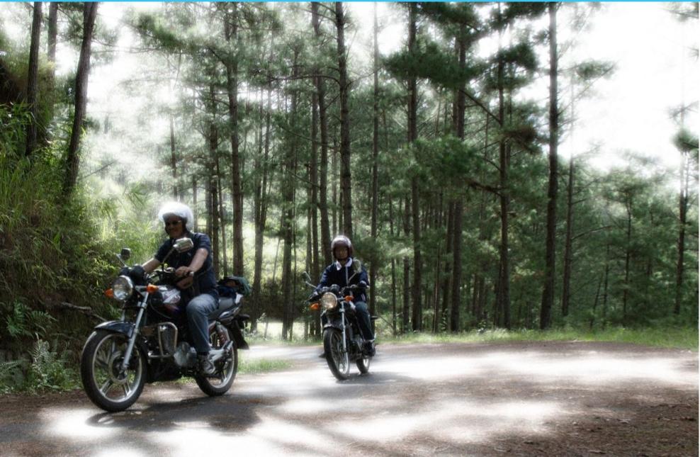 Du lịch bụi Cô Tô bằng xe máy