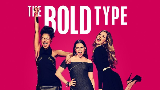 Image result for tv show the bold type