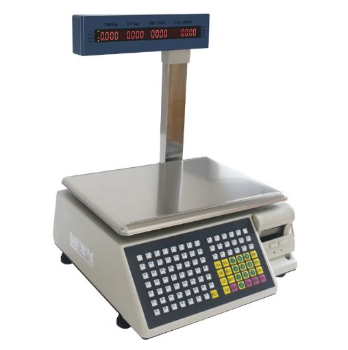 Cân in tem, cân in mã vạch là sản phẩm được quan tâm và yêu thích nhất