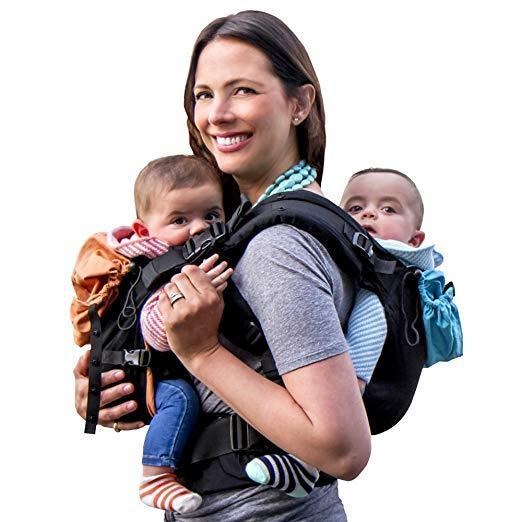 TwinGo Carrier – Lite Model – Black – Theshopville.com: Baby Store    Babies, Kids & Motherhood Store