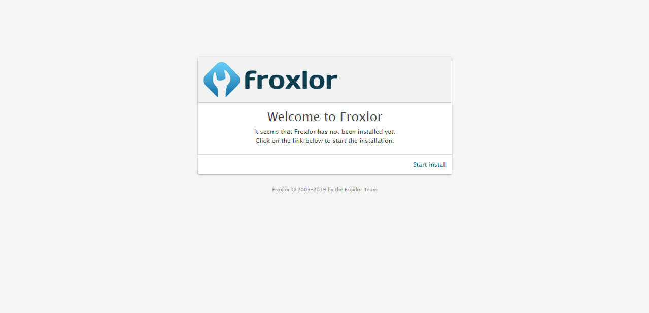 How to install Froxlor on Ubuntu - vps2day