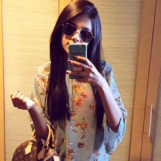Mithun Daughter Dishani