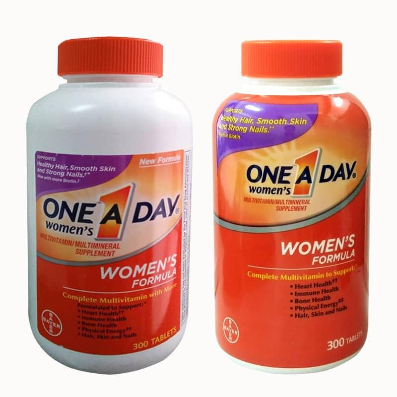 Thuốc one a day women's 50 chính hãng