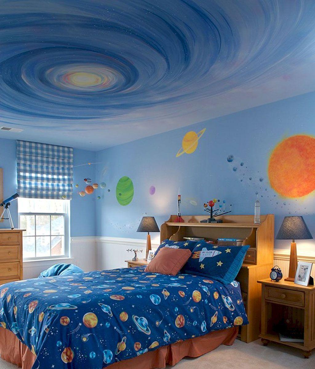Phòng ngủ Galaxy