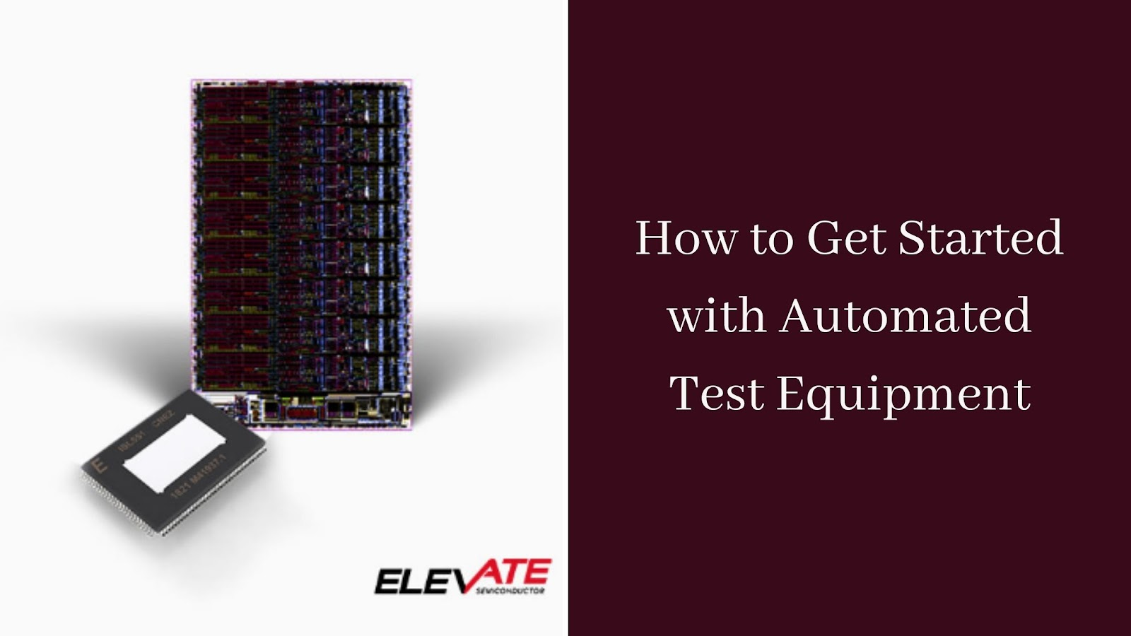 How to Get Started with Automated Test Equipment