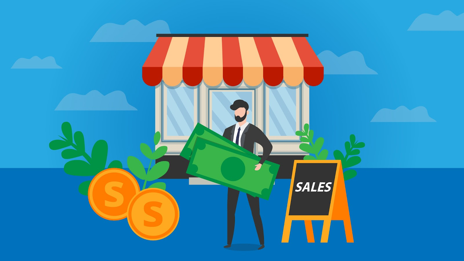 SMB sales